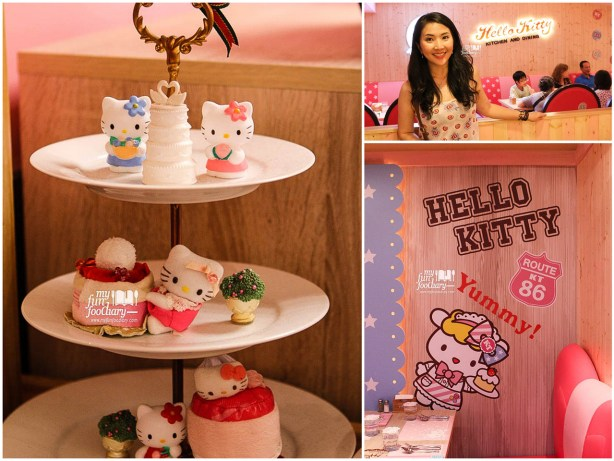 preview ambience of Hello Kitty Cafe 01