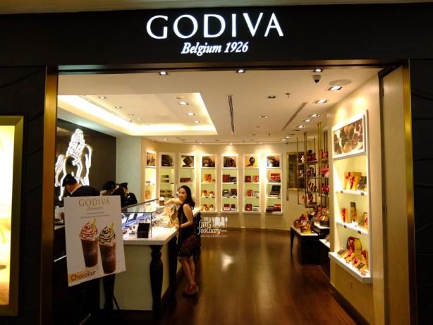 Godiva Plaza Indonesia