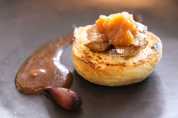 Super Delicious Pan Fried Foie Gras