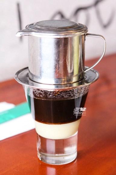 Coffee Drip - White Coffee