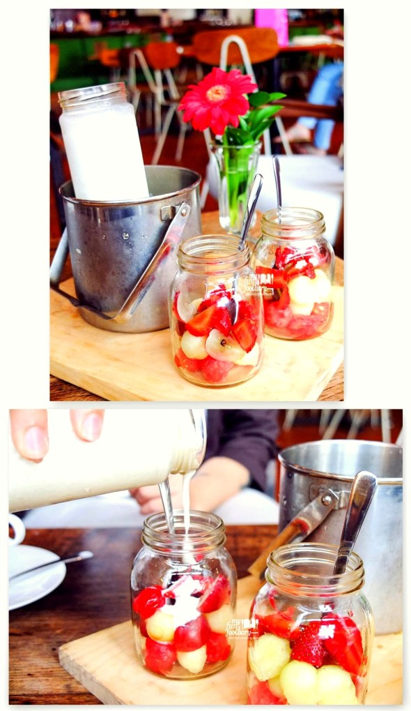 Fruity Yoghurt Cocktails to Share