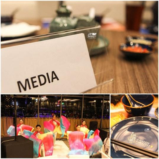 Meja untuk Media dan Acara Canton Paradise