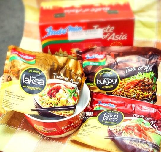 3 Rasa Baru Indomie Taste of Asia