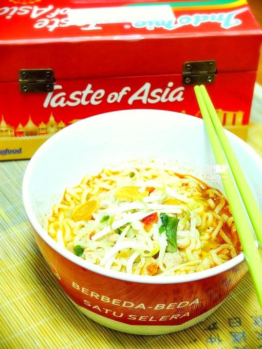 Indomie Taste of Asia Rasa Laksa