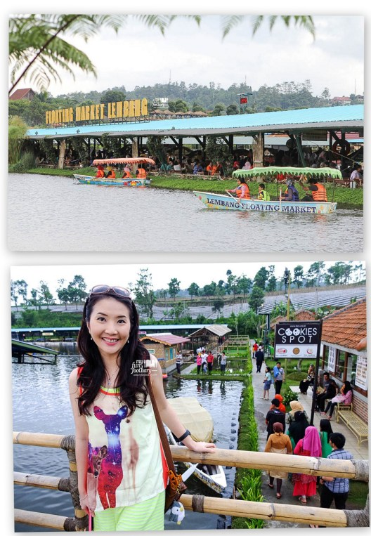 Welcome to Floating Market Lembang