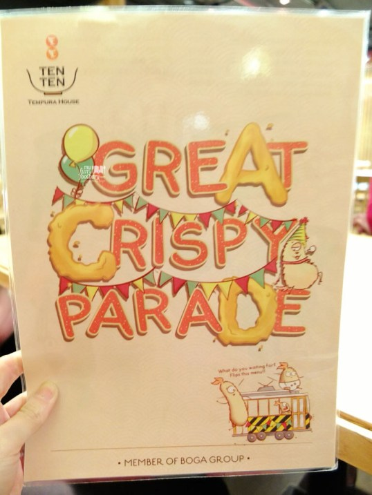 Crispy Parade Ten Ten