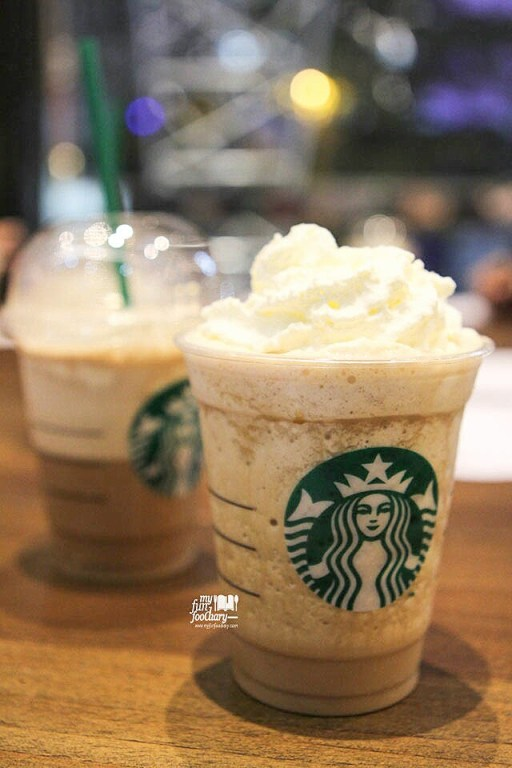 Asian Dolce Frappuccino