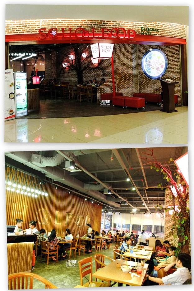 Suasana School Food Central Park