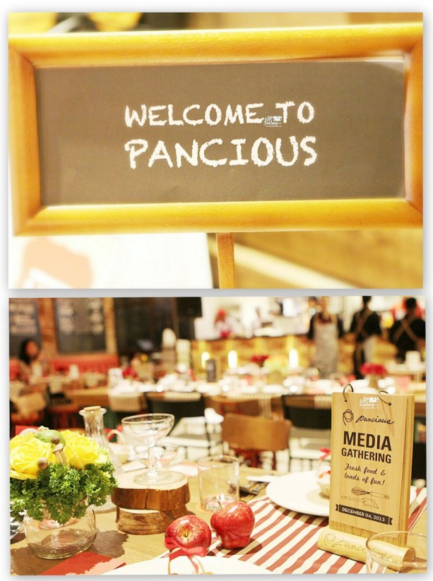 Welcome to Pancious