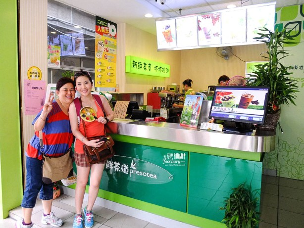 Presotea Outlet at Taichung City