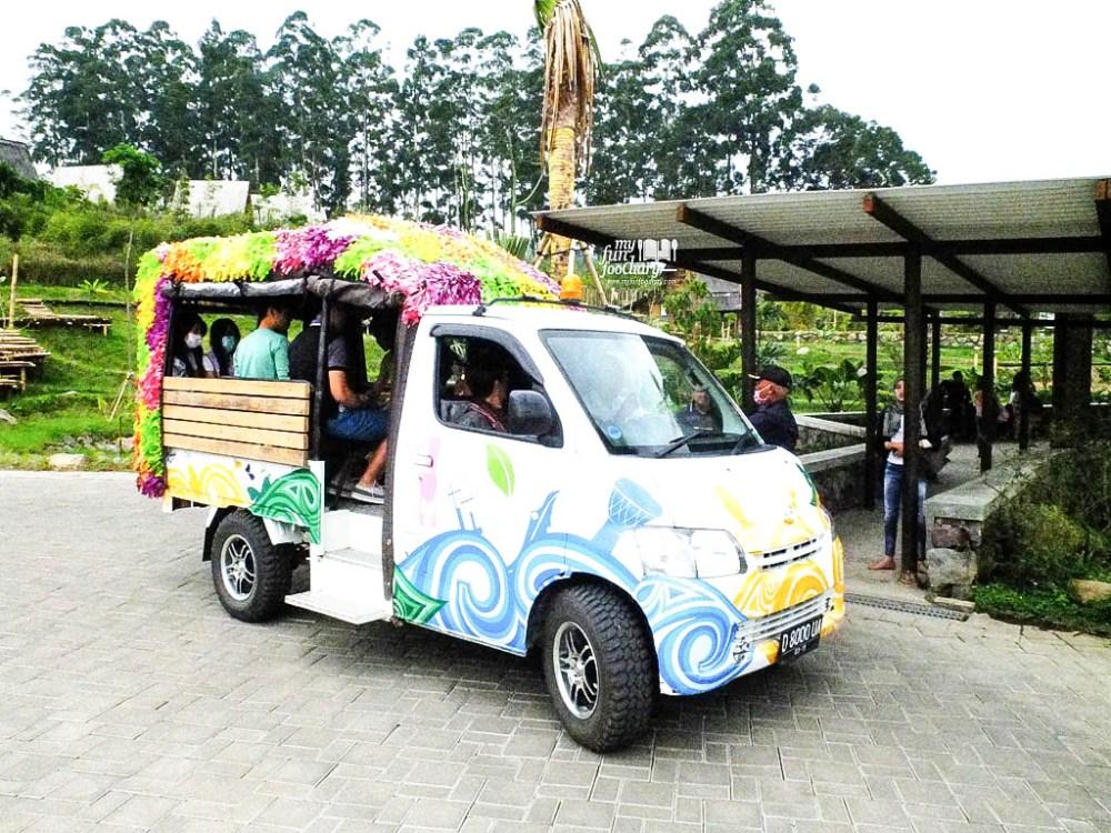 [NEW RECREATION] Dusun Bambu Family Leisure Park, Bandung (3/6)
