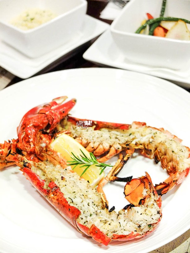 Grilled Main Whole Lobster