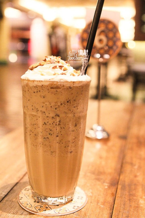 Snickers Mochaccino