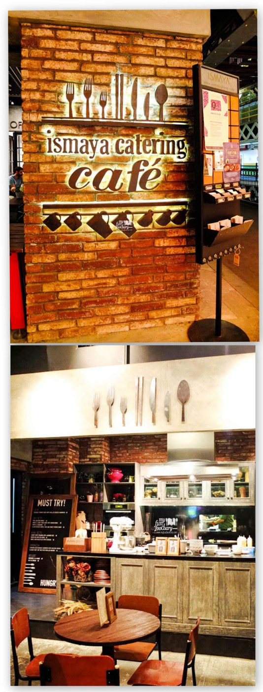 Ambience Ismaya Catering Cafe Grand Indo