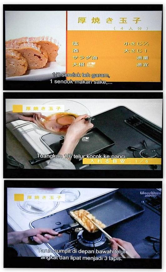 Basic of The Dish Episode 1 Atsuyaki Tamago 09