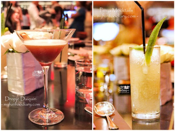 Cocktails and Mocktails at Moovina Plaza Indonesia - by Myfunfoodiary