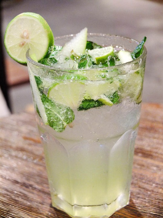Virgin Apple Mojito