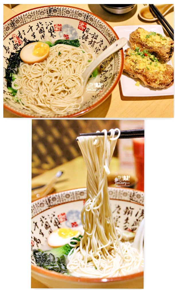 Deep Fried Pork Ribs Lamian Paradise Dynasty by Myfunfoodiary