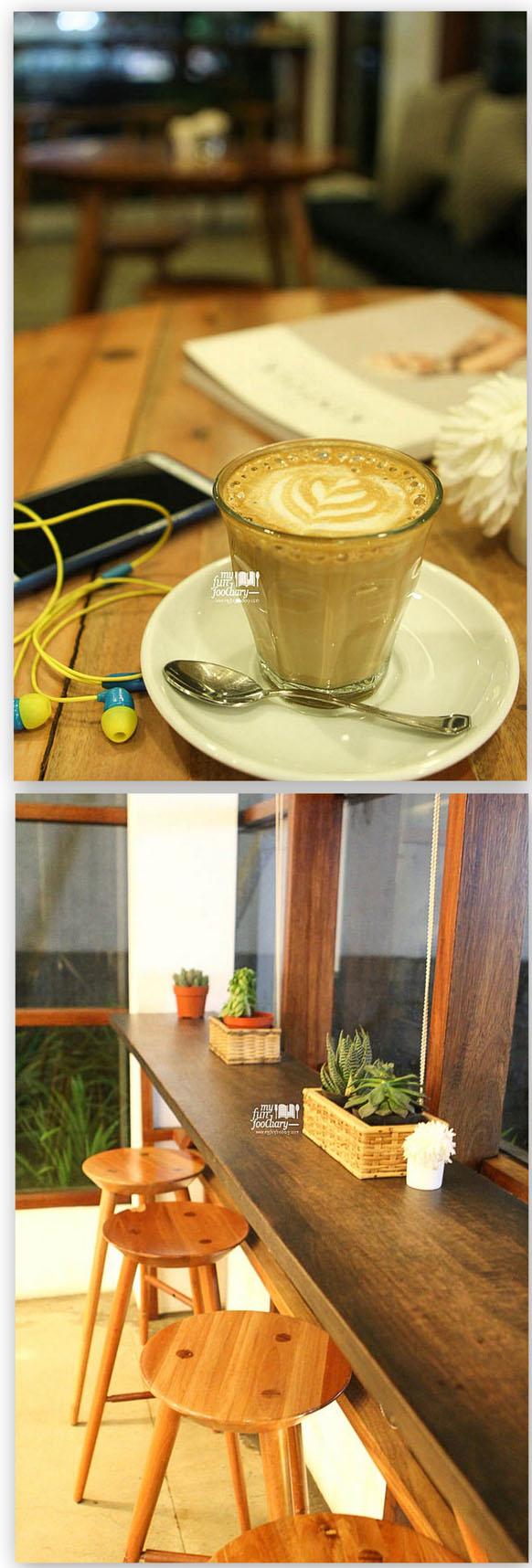 My Cafe Latte
