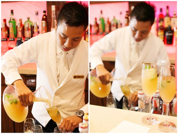 Bartender at Rosso Shangri-La Jakarta by Myfunfoodiary