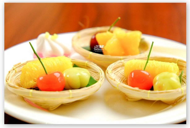 Kue Buah Mini Thailand at Bogor Cafe Hotel Borobudur by Myfunfoodiary v30