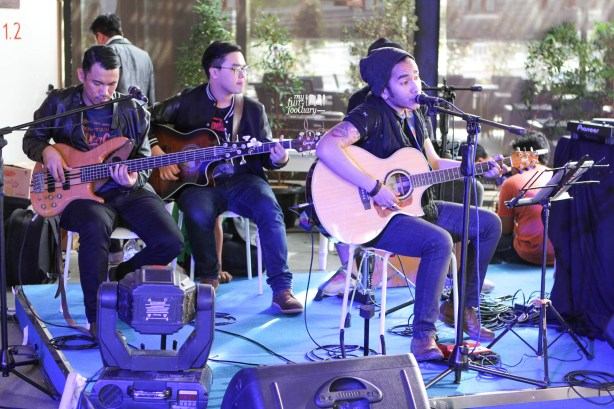 Music Performance at Genji Shoppe Pop Up Store by Myfunfoodiary