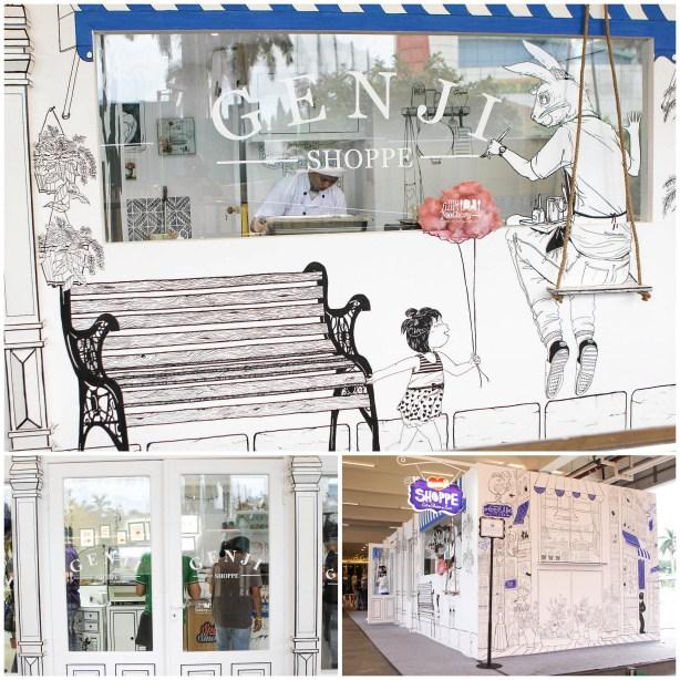 Outlet Genji Shoppe Pop Up Store by Myfunfoodiary