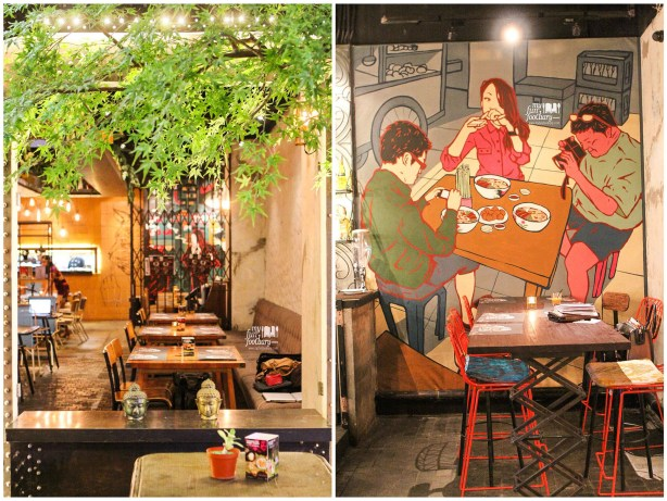 The cozy ambience at Howdy Hello Hola Hey Ho Grand Indonesia by Myfunfoodiary 03