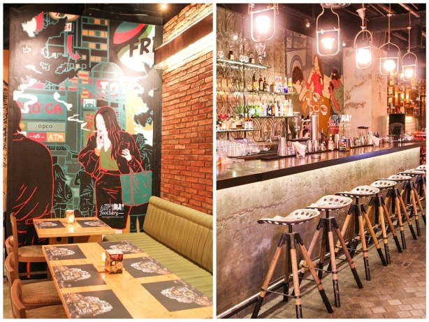 The cozy ambience at Howdy Hello Hola Hey Ho Grand Indonesia by Myfunfoodiary