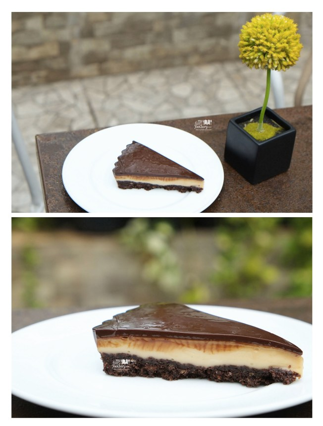 Cruchy Chocolate Tart with Baileys at Hyde Kemang by Myfunfoodiary 02