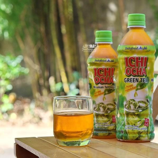 Freshness Japanese Tea Ichi Ocha by Myfunfoodiary 01