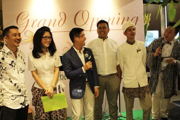 Grand Opening at Bebek Tepi Sawah Citos - by Myfunfoodiary