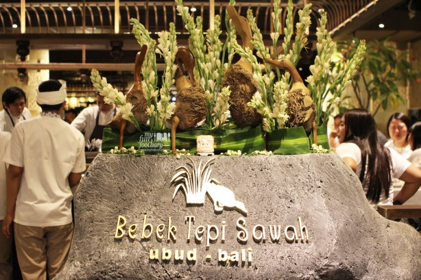 New Branch Bebek Tepi Sawah Citos - by Myfunfoodiary