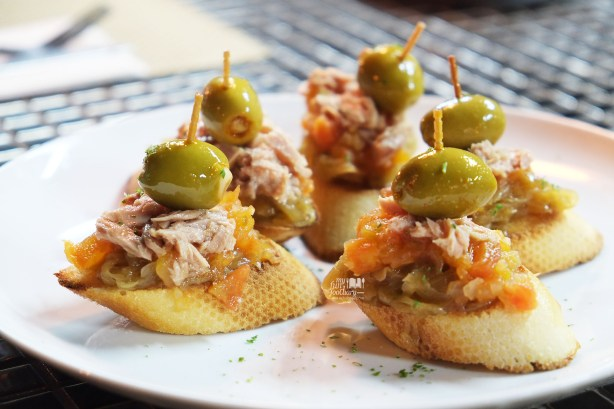 Pincho de Bonito at Tapas Movida by Myfunfoodiary