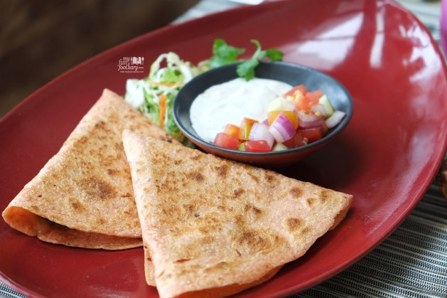 Steak Quesadillas at Bengawan Keraton at The Plaza by Myfunfoodiary