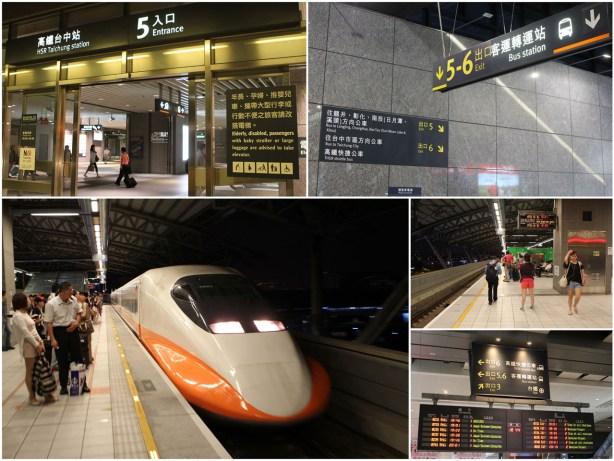 THSR Taichung to Taipei - by Myfunfoodiary