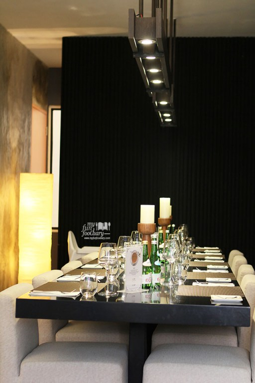 Ambience Fine Dining Simple at Le Signature PIK by Myfunfoodiary