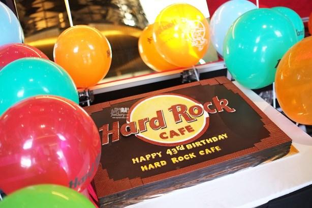 Happy 43rd Birthday Hard Rock Cafe Jakarta by Myfunfoodiary