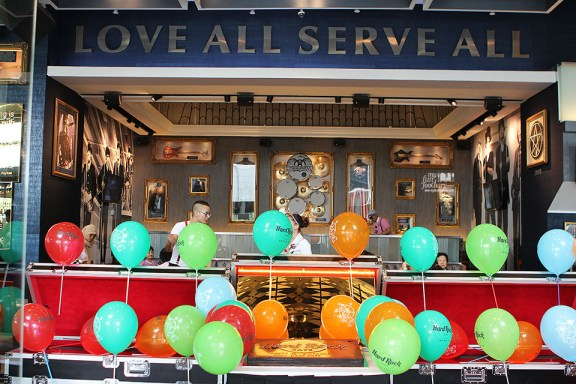 Love All Serve All at Hard Rock Cafe 43rd Birthday Pacific Place by Myfunfoodiary