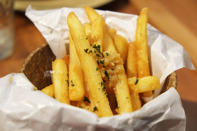Provencale French Fries at Dill Gourmet by Myfunfoodiary