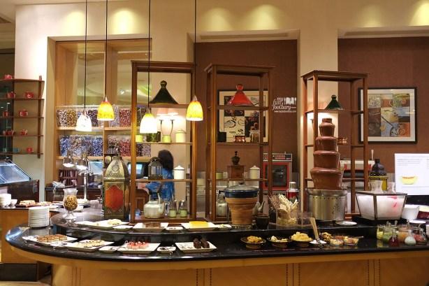 Dessert Station at Sailendra Restaurant JW Marriott Jakarta by Myfunfoodiary