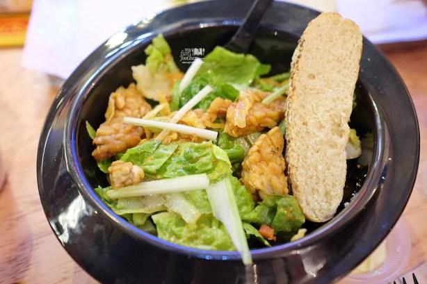 Java Tempe Salad at Yo Panino Jakarta by Myfunfoodiary