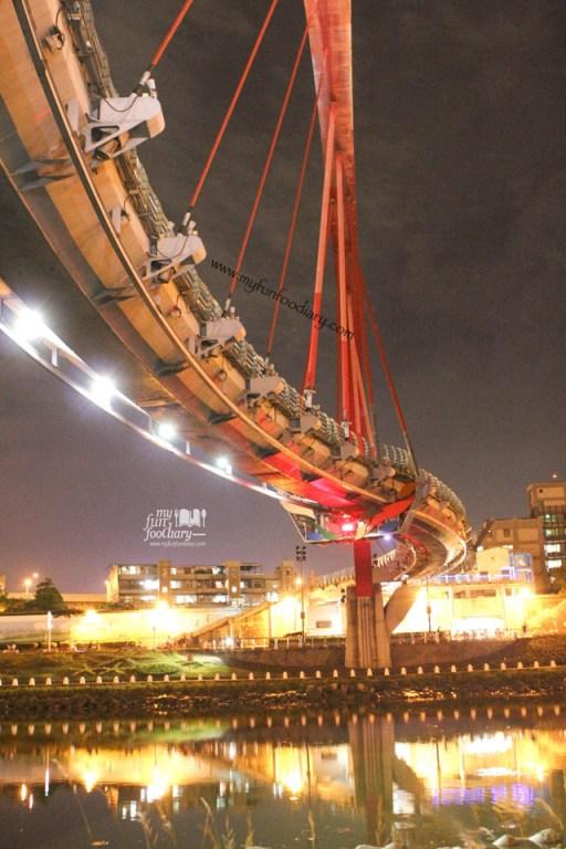 Rainbow Bridge Taiwan by Myfunfoodiary