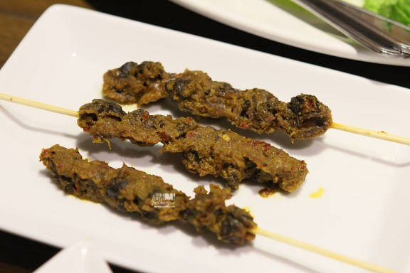 Sate Kerang at Pala Adas Indonesian Bistro PIK by Myfunfoodiary