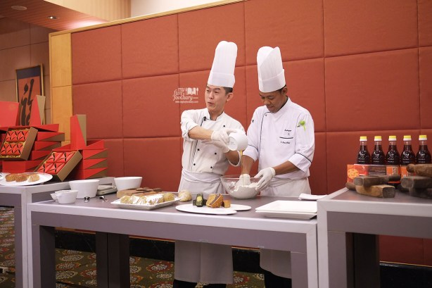 Chef John Chu at JW Marriott Jakarta by Myfunfoodiary