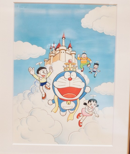 Doraemon and Friends at Fujiko F Fujio Museum by Myfunfoodiary