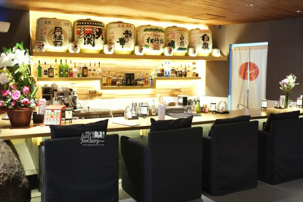 Drinking Bar at Sake+ Senopati by Myfunfoodiary