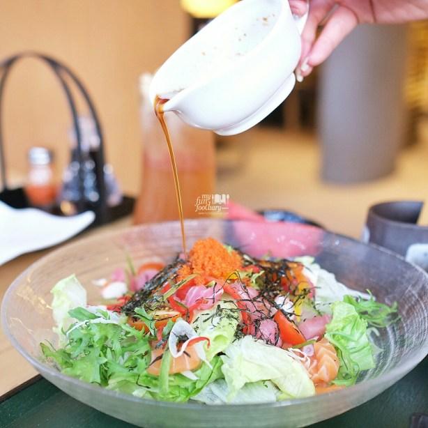 Kaisen Salad at SAKE+ Senopati by Myfunfoodiary 07