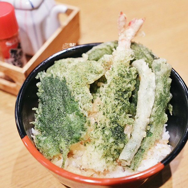 Seaweed Tendon at Ten Ten Jakarta by Myfunfoodiary