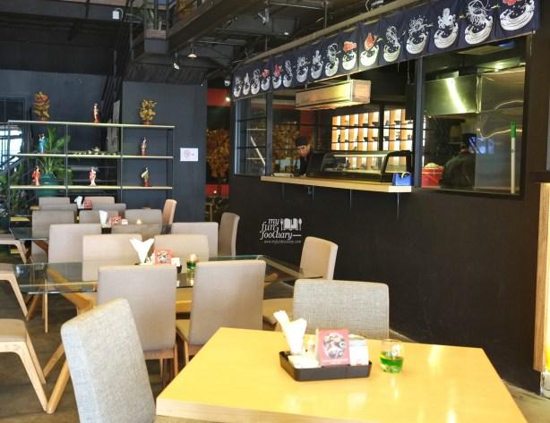 Ambience at Kei Sushi SCBD by Myfunfoodiary